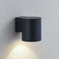 Visavia LED outdoor wall lamp  one bulb