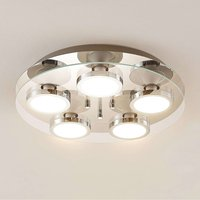 Lindby Gabryl LED ceiling light  5 bulb