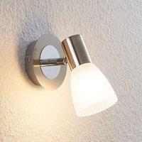 ELC Kamiran LED spot  glass lampshade  one bulb