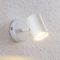 ELC Tomoki LED spotlight  white  1 bulb