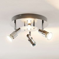 ELC Pelagia LED ceiling light 4 bulb