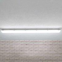 LED ceiling light Mareen  IP65  42 5 W  151 5 cm