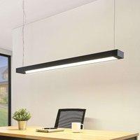Arcchio Cuna LED pendant light  black  122 cm
