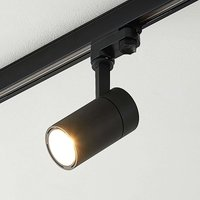 Arcchio Cady LED track spotlight black 15  12W