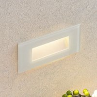 Jody LED recessed wall light  19 cm