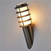 Outdoor wall lamp Selina in the shape of a torch
