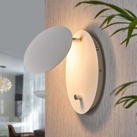 Seamlessly dimmable LED wall lamp Chesta