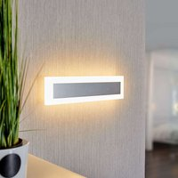 Rectangular LED wall light Marle