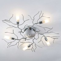 Arboreal LED ceiling lamp Felicity