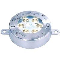 LED underwater recessed floor light  warm white