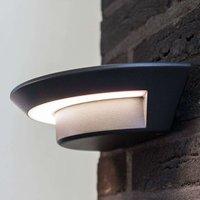 Adina   modern LED exterior wall light  4 bulb