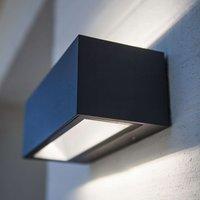 Modern Nomra IP54 LED exterior wall light Nomra