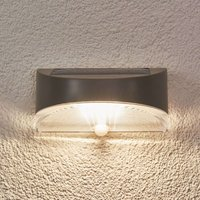 Bread   solar exterior wall light with LED