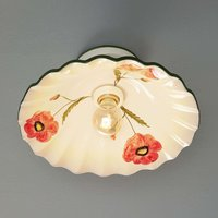 Stylish ceramic ceiling light Papaveri