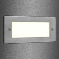 Brick LED 16 Built In Wall Light Warm White