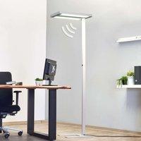 Office floor lamp Free F LED HFDd 840 SD Grey