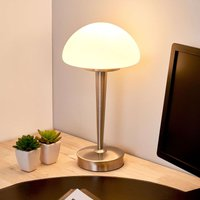 Attractively shaped Touch table lamp