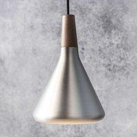 Metal pendant lamp Float 18 cm