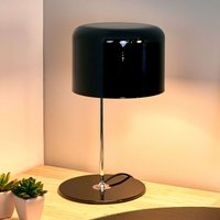 Coup    timeless designer table lamp black