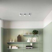 Philips Runner LED ceiling spotlight white 3 bulb