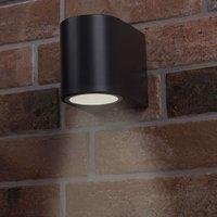 With SMD LEDs   Bastia outdoor wall light