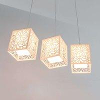 3 light  striking hanging light Anika