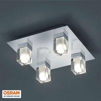 Ira LED ceiling light  moisture prone rooms  IP44