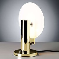 De Stijl table lamp made of brass