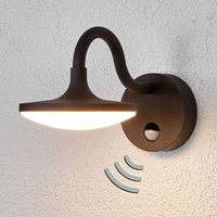 Finny   LED outdoor wall lamp with motion detector