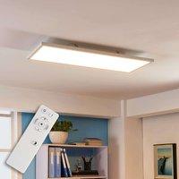 Long LED ceiling lamp Philia  var  luminous colour