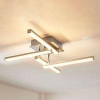Laurenzia four bulb LED ceiling lamp  dimmer