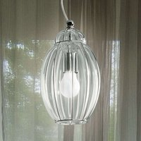 Transparent NAUTILUS hanging light