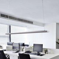 Long Vinca pendant light with powerful LEDs