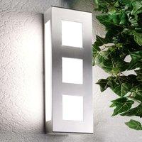 Trilo Attractive Exterior Wall Lamp excl Sensor
