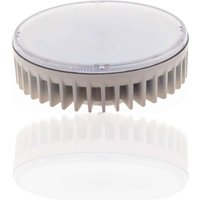 GX53 7W LED lamp with 700lm   warm white