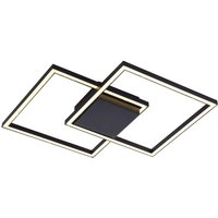 Falcon LED ceiling light  black