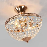 Decorative ceiling light Hanaskog