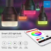 MiPow Playbulb Smart RGB LED bulb E27 5W black