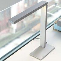 Lampe à poser LED moderne Zac BL bras fixe