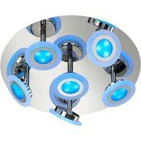 Plafonnier LED Gemma, couleurs de lumière réglable (9228.07.01.6000)
