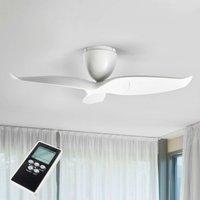 Ventilateur de plafond Airvolution blanc 109,2cm