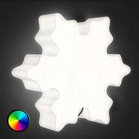 Lampe décorative d'extérieur LD Shining Crystal