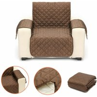 1-Seat Pad Multifunctional Sofa Mat Furniture Protection Quilted Cover For Dogs / Cats WASHED