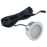 10 x 32mm Colour Changing LED Decking Plinth Light Add On Fittings
