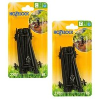 10 x 2788 End of Line Adjustable Mini Water Sprinkler Micro Irrigation - Hozelock
