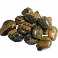Aquagart - 100 kg galets polis, gravier brillant, galets de rivière, cailloux, cailloux de jardin, gravier décoratif #