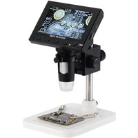 1000X Microscope 4.3 inch 2.0MP USB Digital Electronic Magnifier 8 LED LCD Video Camera