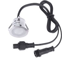 10PCS 32mm LED Deck Lights 0.6W 500LM SMD2835 Small Recessed In-ground Underground - ASUPERMALL
