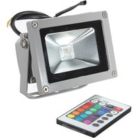 10W Led Rgb Multi-Color Spotlight Projector Lamp Home Outdoor Ip65 - Mohoo