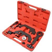 Zqyrlar - 12 Piece Camshaft/Crankshaft Timing Tool Set V8 V12 N62 N73
